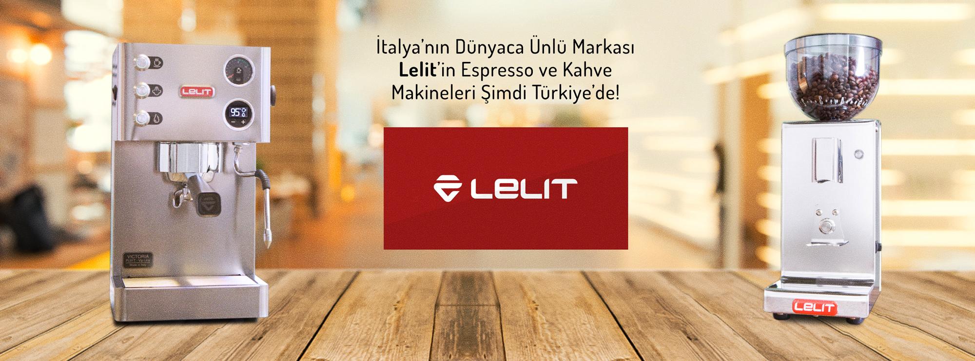 Lelit Türkiye